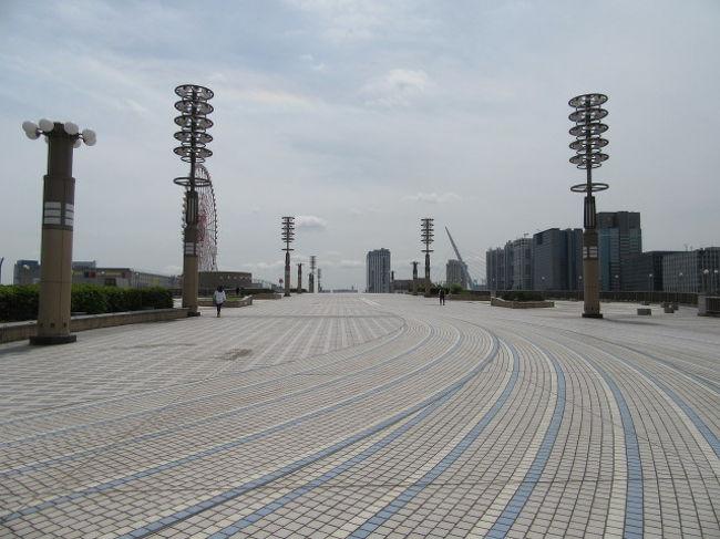 東京都臨海副都心:<br />【りんかい線】国際展示場から東京テレポートの区間を歩きました。<br /><br />■センタープロムナード ウォーキングコース約2Kmの区間です。<br />■スケージュールにその行程記載しました。<br /><br />☆新都市の魅力を感じました。<br /><br />