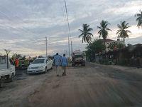 タンザニア~ダルエスサラームからザンジバル島
