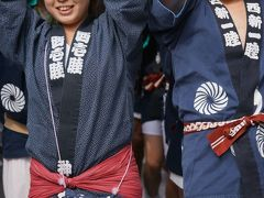 西新宿のお祭り