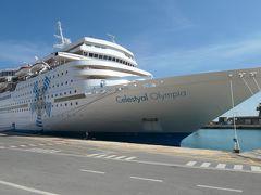 クルーズでエーゲ海の島々を巡る
