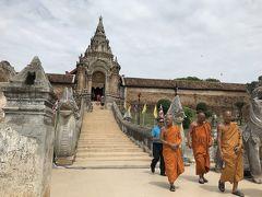【タイ縦断の旅】南の島と北のパーイ@12 〝ランパーンイチオシの寺と陶器市場〟