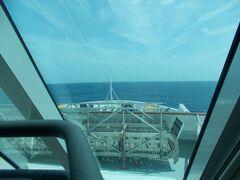 コスタ・ネオロマンティカで行く太平洋クルージング(7,8日目)終日航海と帰国