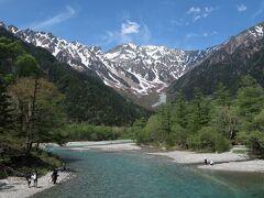 【初夏の信州】憧れの上高地を訪れ、秘湯に泊まる
