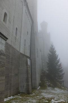 クリスマスのドイツ<ミュンヘン・3>Schloss Neuschwanstein
