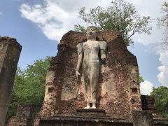 【タイ縦断の旅】南の島と北のパーイ@13〝カンペーンペット版バーミヤン遺跡〟