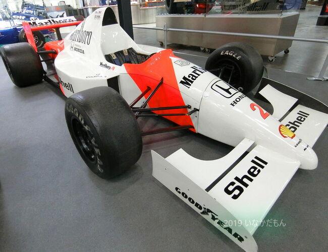 2019 爺とお嬢のアルザス ジンスハイム交通博物館 F1&クラシックカー