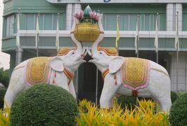 2019春、ミャンマー旅行記(5/25):5月25日(1):ヤンゴン(4):ヤンゴンで泊まったホテル、朝の散策