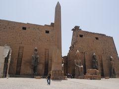 GWはエジプトへ! ルクソールへ!その4  ルクソール神殿へ。
