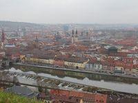 クリスマスのドイツ<ヴュルツブルク>Rothenburg-Wiazburg-Frankfurt