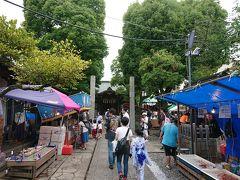 6月8日 天王町橘樹神社例大祭と仏向町小川アメニティのホタル