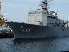 横須賀軍港めぐりとシーサイドライン