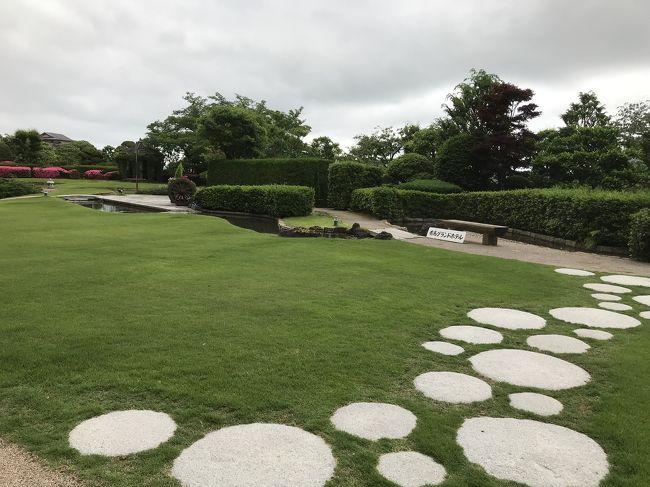 6月の旅 ② ~有馬温泉金の湯と緑の散策