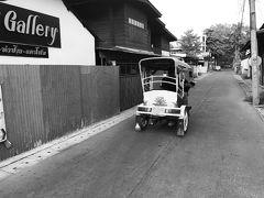 【タイ縦断の旅】南の島と北のパーイ@14〝ピン川の街歩きとバンコクへの道〟