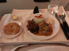 ロイヤルブルネイ航空A320 ビジネスクラス搭乗記 バンダルスリブガワン→成田