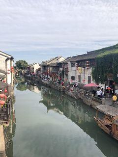 またまた上海、そして初蘇州その3