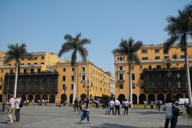 滅多にない10連休というチャンス☆<br />ペルーに行ってきました。<br /><br />今回は旅行会社の一人旅ツアーに申し込みました。<br />10連休確定前の、「10連休濃厚」という時点で申し込んだので、思っていたよりは旅費は安く済みました。<br /><br /><br />*スケジュール*<br /><br />【1日目】<br />17:20 成田空港発<br />11:10 ロサンゼルス空港着<br />13:30 ロサンゼルス空港発<br />00:10 リマ空港着<br /><br />【2日目】<br />ナスカの地上絵<br /><br />【3日目】<br />09:14 リマ空港発<br />10:41 クスコ空港着<br />16:36 オリャンタイタンボ駅 (Ollantaytambo駅)発 <br />18:09 マチュピチュ駅(Machu Picchu駅)着<br /><br />【4日目】<br />マチュピチュ遺跡観光<br /><br />【5日目】<br />マチュピチュ村散策<br />14:30 マチュピチュ駅(Machu Picchu駅)発<br />15:56 オリャンタイタンボ駅 (Ollantaytambo駅)着<br /><br />【6日目】<br />10:20 クスコ空港発<br />11:52 リマ空港着<br /><br />【7日目・8日目】<br />02:05 リマ空港発<br />09:00 ロサンゼルス空港着<br />13:10 ロサンゼルス空港発<br />------------------------------<br />16:45 成田空港着
