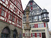 ヨーロッパの街並み散策(ヴュルツブルクとローテンブルク観光へ)・・・