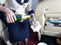 シャンパンな旅@Fクラス,OKAタッチ(その1),4回目の沖縄,JGC修行・第3章