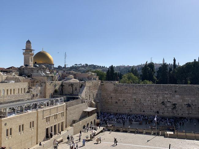 GW*ロシアとイスラエルの旅*9日間④まるっとエルサレム観光