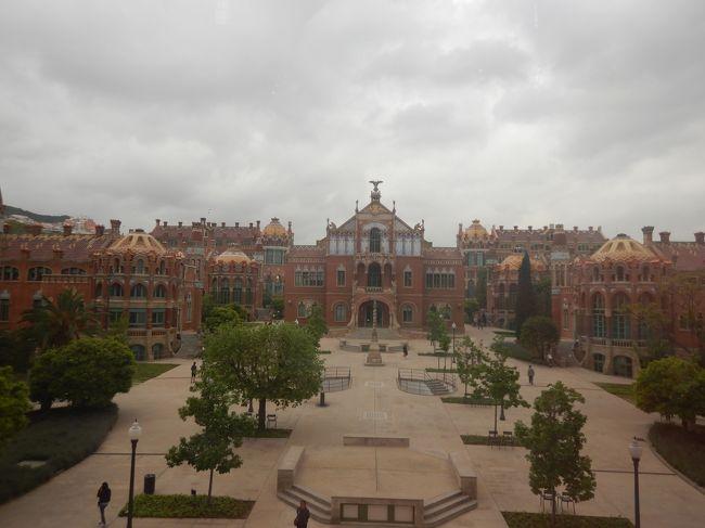 2019GWスペイン②バルセロナで観光