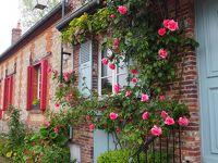 何が起こるかわからない!  ドキドキふらんす旅  2019    4日目  念願の薔薇の村ジェルブロワへ!