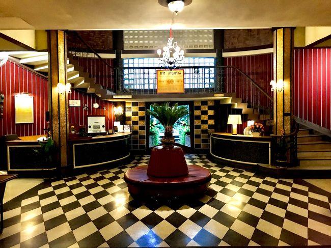 【タイ縦断の旅】南の島と北のパーイ@15〝ナナ地区のアーティスティックなホテル〟