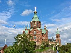 初夏の北欧への旅 vol.5。──「ヘルシンキ3日目 その1:テンペリアウキオ教会と国立博物館」