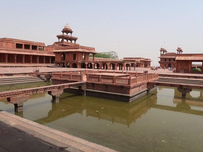 インドでゴールデンウイーク4泊5日***(4)世界遺産 ファテープル・シークリー