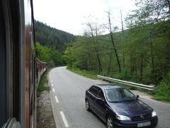 2019年5~6月国々の中で生き抜くブルガリア縦断横断 7バンスコスキーリゾートから景勝路線に乗る