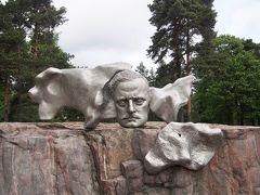 初夏の北欧への旅 vol.6。──「ヘルシンキ3日目 その2:涙のシベリウス公園」