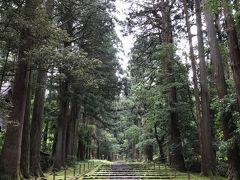 6月の旅  ⑨  ~  平泉寺と勝山市