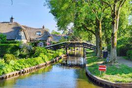 水辺の美しい景色を求めてオランダ&ベルギーへ <4> 楽しみにしていたヒートホルンへ♪