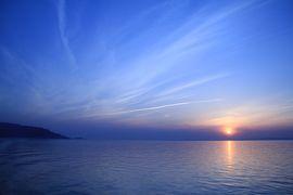 平成から令和へ。2019年GWの四国の旅【11-Fin】「感動!」あのエンジェルロードへ!帰路で出会った夕景!