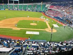 気ままに韓国一泊三日 二日目(景福宮とまた野球行きました)