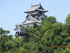 国宝 犬山城観光:ドライブ旅Part10.