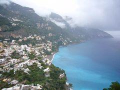 南イタリア7日間の旅(3) アマルフィ海岸