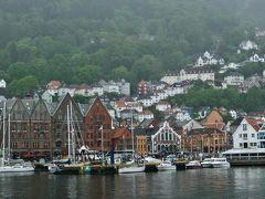 初夏の北欧への旅 vol.8。──「ベルゲン1日目 その2:ブリッゲンとサーモンまみれの魚市場」
