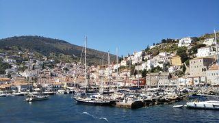 海外一人旅第18段はギリシャの眩しい青い空に感動 - 5日目(イドラ編)