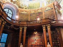 2019 GW ウィーン&ブダペスト ⑦ 王宮&シシィ博物館&プルンクザール図書館