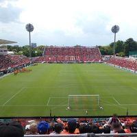 埼玉・盆栽イベントとサッカーJ2戦2019�〜J2大宮アルディージャ戦と大宮公園〜