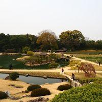 2019.04 桜と庭園巡る春旅(6)日本三大庭園・後楽園を鑑賞しよう