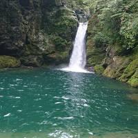 四国四県2泊3日家族旅行 (3)桂浜・にこ淵・中津渓谷