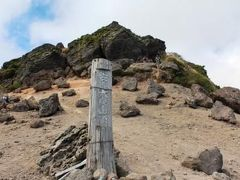 福島の百名山 「安達太良山」