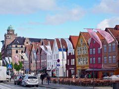 初夏の北欧への旅 vol.9。──「ベルゲン2日目 その1:快晴のベルゲン散策と衝撃の新北欧料理」
