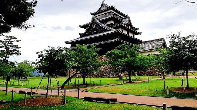 2019年 出張ついでの4トラ日本地図 色塗りの旅 【中国地方編】