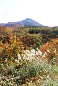 福島の百名山 「磐梯山」