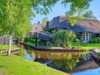 水辺の美しい景色を求めてオランダ&ベルギーへ <5> ヒートホルンの朝景色&パーティのような朝食♪