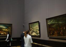 ウィーン美術史美術館【6】初期ネーデルランド派とフランダース絵画 Bruegel、Spranger etc