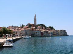 陽光きらめくスロベニア・クロアチアの旅、その5(イストラ半島のロヴィニ観光)