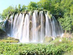 陽光きらめくスロベニア・クロアチアの旅、その8(プリトヴィッチェ上湖観光)